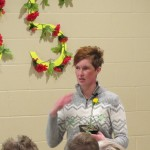Visitor Day with Melissa Spearing