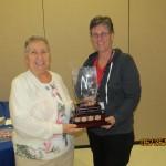 Ada Mueller wins Rose Award