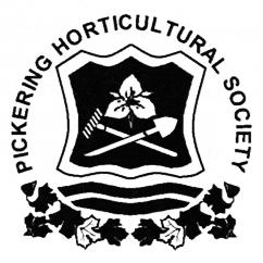 Pickering Horticultural Society Logo